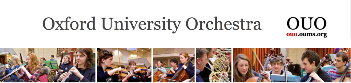 OUO – Oxford University Orchestra
