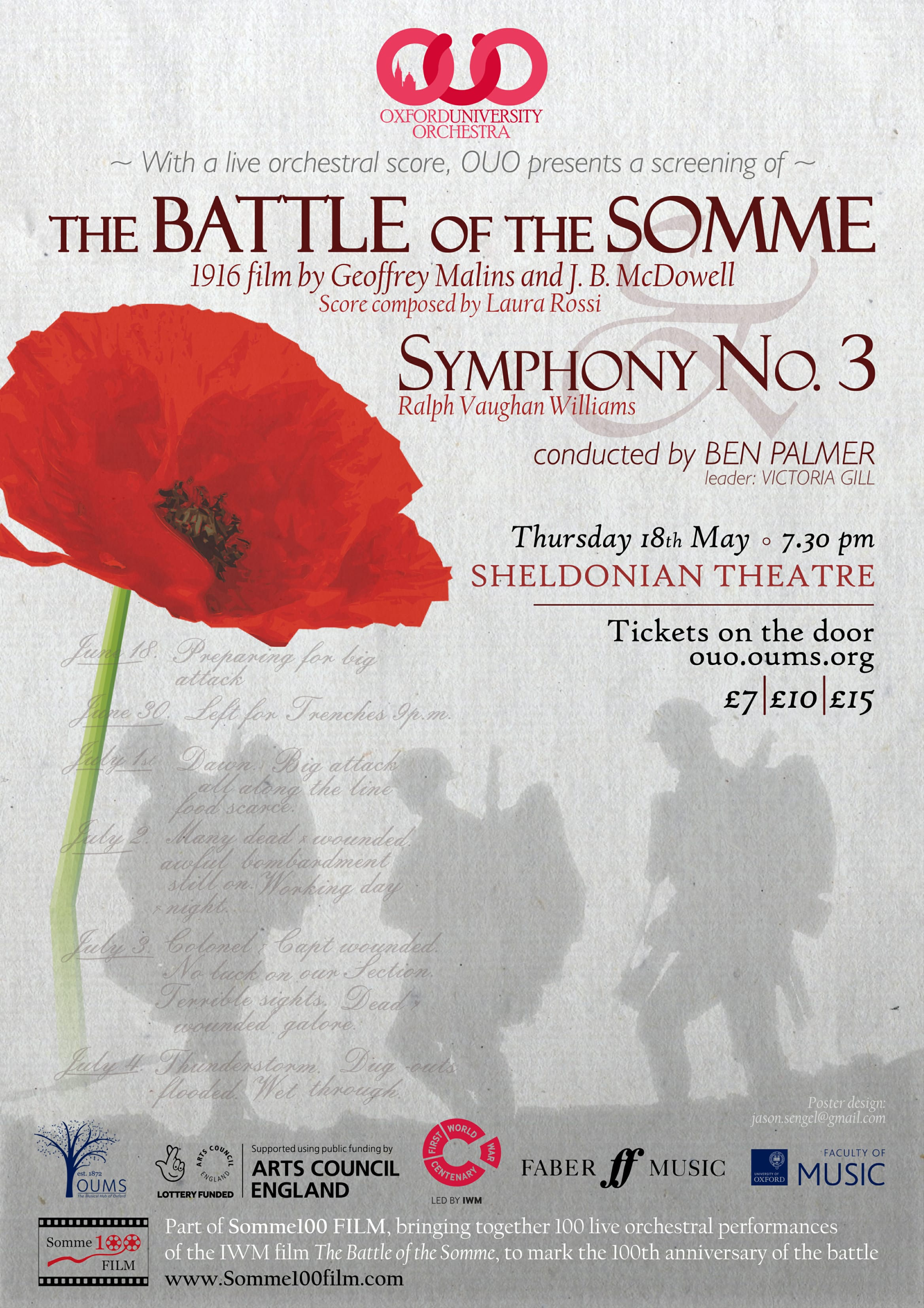 BUY TICKETS FOR 18TH MAY CONCERT HERE
